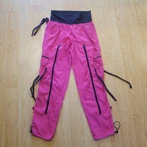 Pink Zumba cargo pants